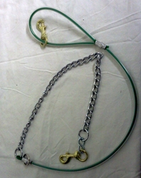 Leash - Cable and Chain